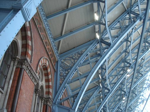 St Pancras Station 150th