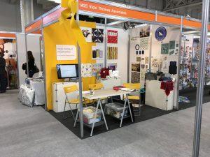 Photo VTA stand at BL£ 2018