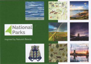 National Park Postcard