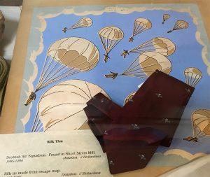 Silk Scarf Copyright Macclesfield Museums
